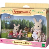 Sylvanian Families Babies Ride and Play UUTUUS