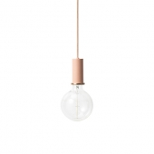 Ferm Living Collect Lighting valaisin roosa UUTUUS