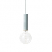 Ferm Living Collect Lighting valaisin Dusty Blue UUTUUS