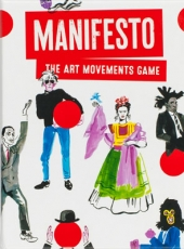 Pelikortit Manifesto, the art movements game