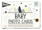 Milestone baby cards over the moon UUTUUS