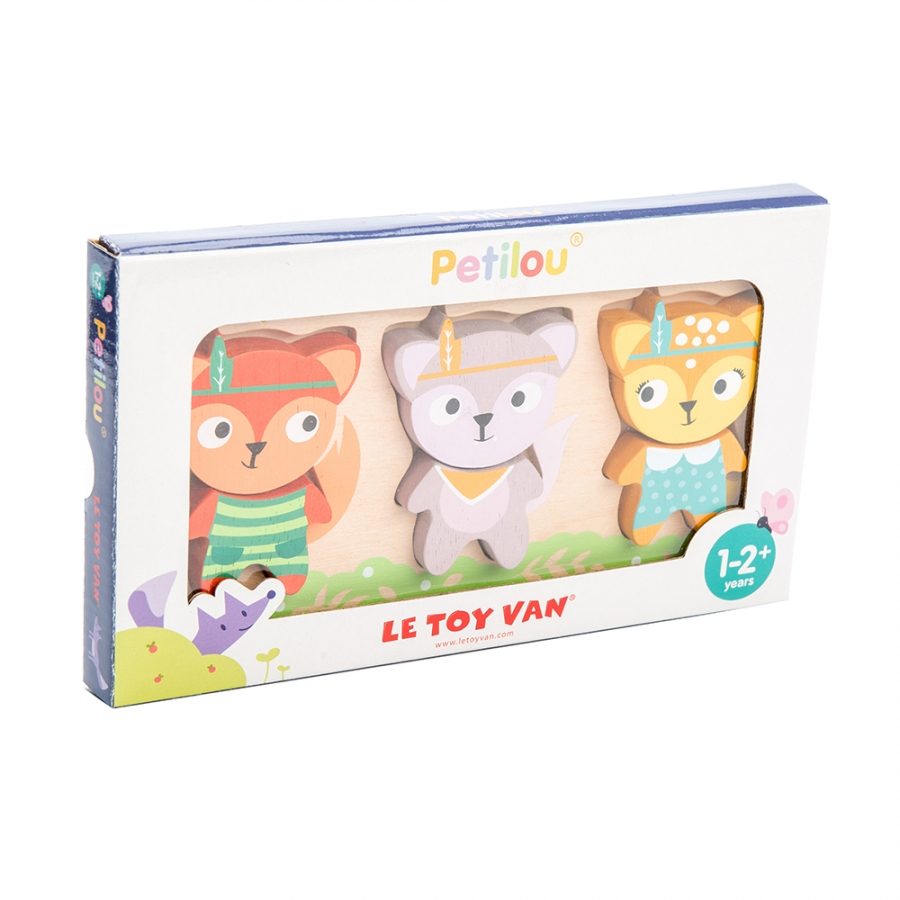 Le Toy Van Little Fox palapeli UUTUUS